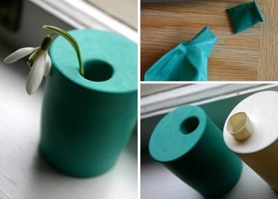ваза с балон и чаша