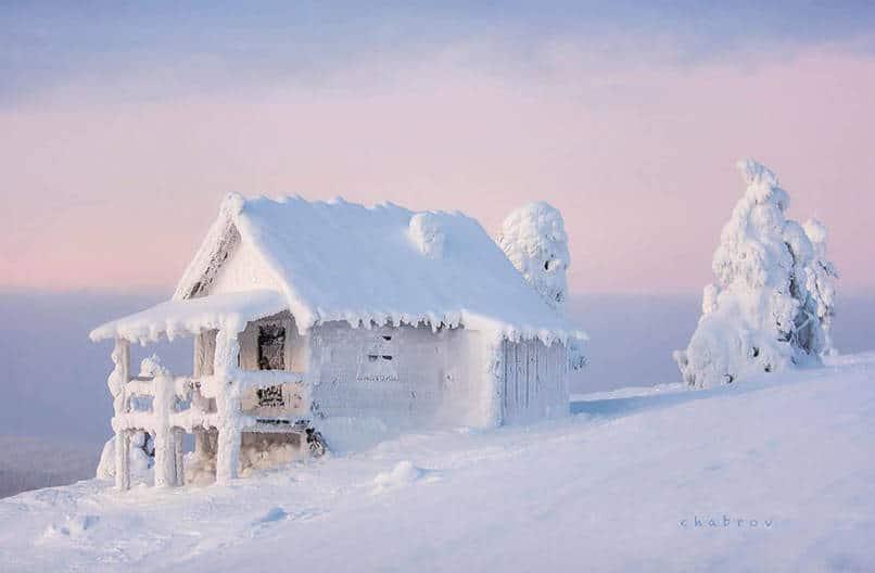 Зима е :)
