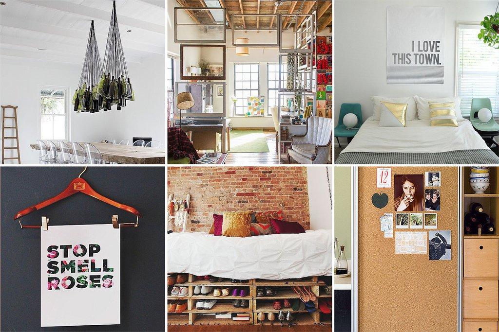 Девет идеи за безплатна декорация
