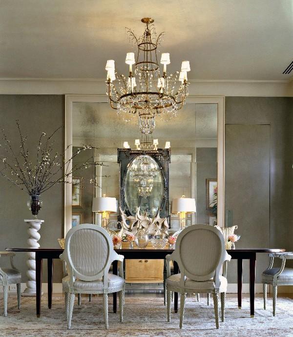 5 ефективни интериорни решения за огледалата в жилището ни.