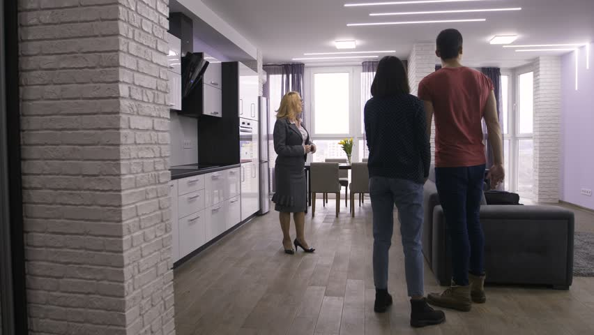 Как сделать вид квартиры перед покупкой